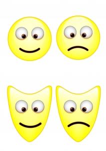 Smajlíci a znaky pro facebook: Zpříjemněte si chat:) #Srandičky