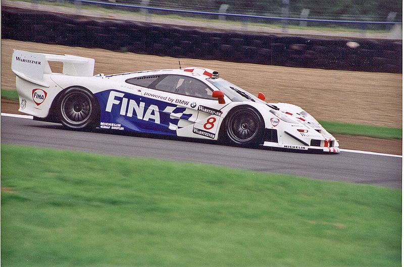 Vydražte si McLaren F1 GTR Longtail!