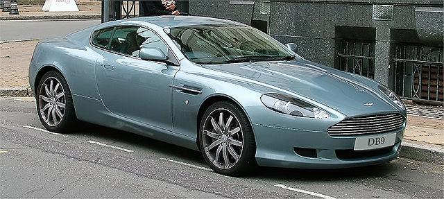 Aston Martin – klasika s prímesou luxusu