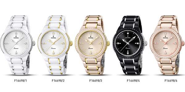 afa4ae5bb Festina Ceramic Collection 2014 – zvodné keramické hodinky - Magazino.sk