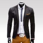 Kvalitné sako nesmie chýbať v žiadnom pánskom šatníku