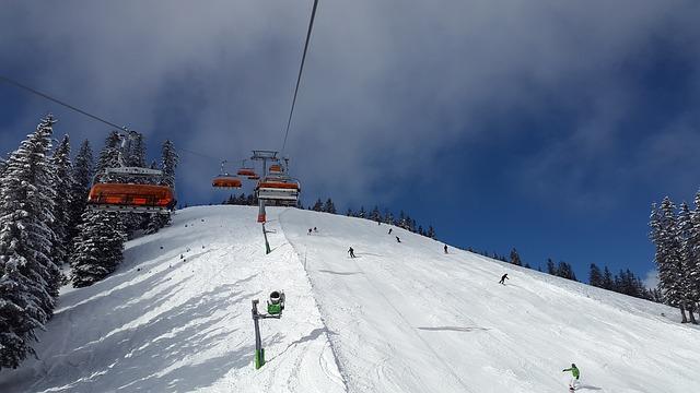 Aby vaša lyžovačka dopadla na jednotku