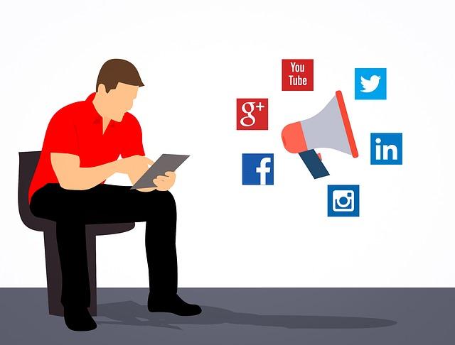 Platená reklama na sociálnych sieťach