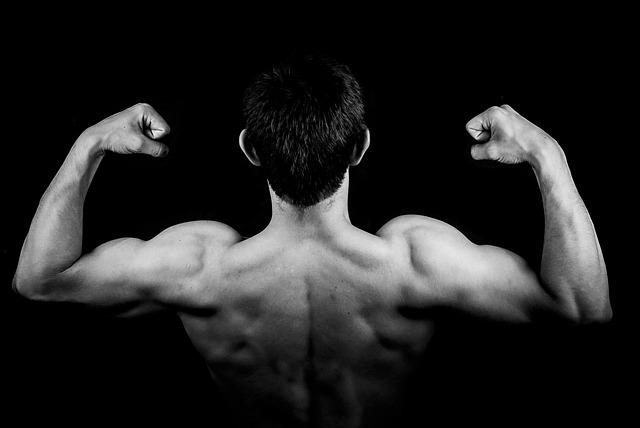 Jednoduché tajomstvo získania správnej svalovej hmoty