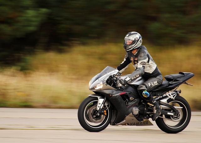 Vybavenie, vďaka ktorému bude jazda na motorke pohodlná a bezpečná