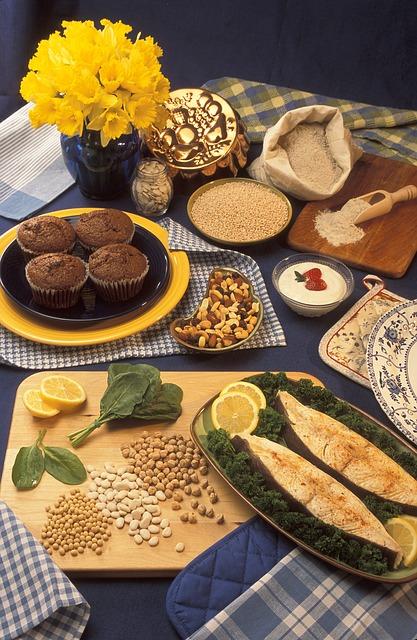 Zaostrime na potraviny s vysokým obsahom horčíka