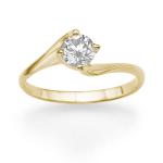 Ako zistiť veľkosť zásnubného prsteňa