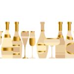 Víno so zlatom je ideálnou pamiatkou pri životnom jubileu či svadbe