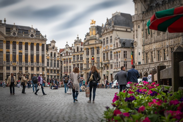 Brusel – centrum Európskej únie