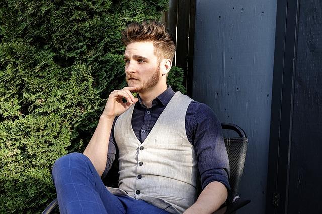 Korunou krásy sú vlasy – aj u mužov