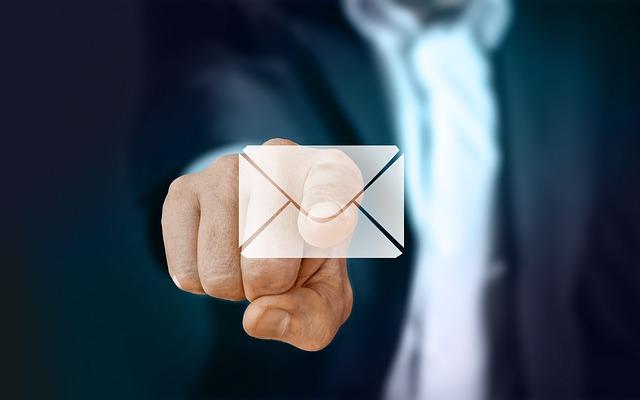 Ako čo najlepšie napísať pracovný e-mail?